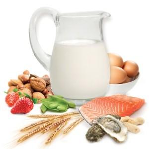 Alimenti allergizzanti
