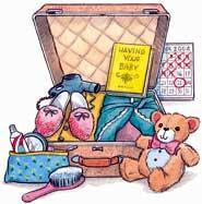 La valigia per l'ospedale | Noi Mamme