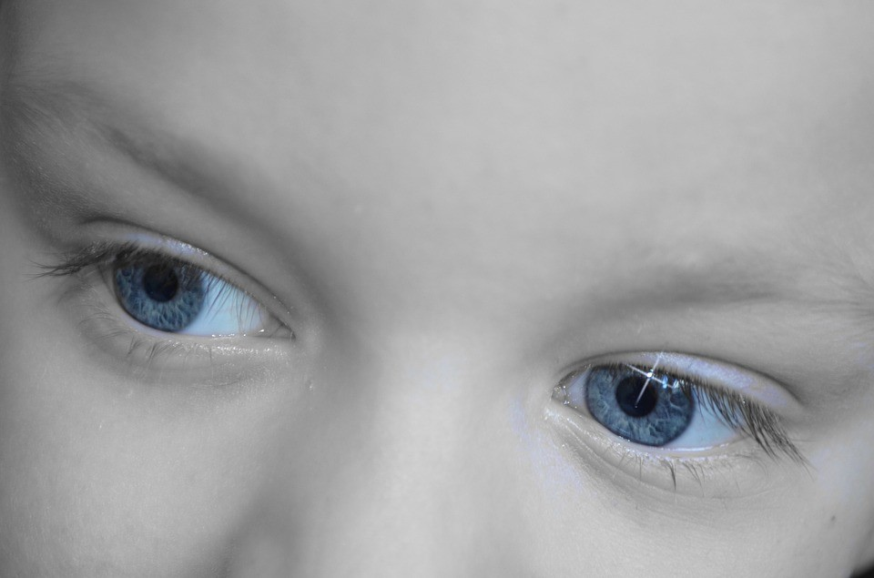 Lo sviluppo della vista nei bambini