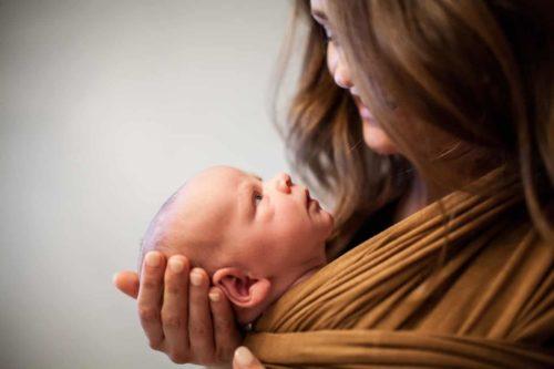 fontanella neonato