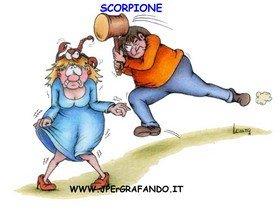 Scorpione | Noi Mamme