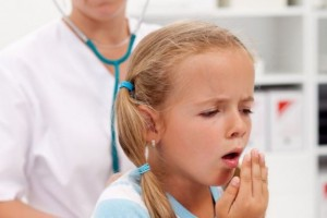 La tosse dei bambini