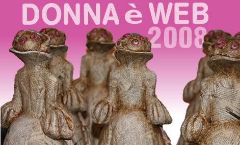 Rassegna Media - Donna è Web 2008   Noi Mamme