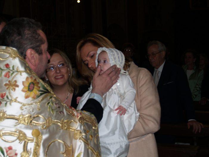 Il battesimo di Maddalena | Noi Mamme