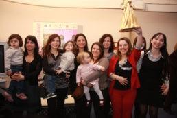 DonnaèWeb 2008 - Video premiazione | Noi Mamme