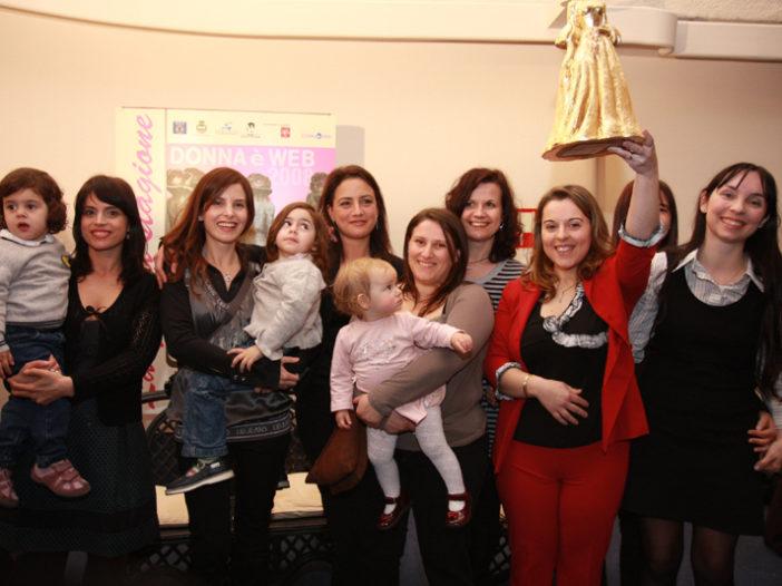 DonnaèWeb 2008 - Video premiazione   Noi Mamme