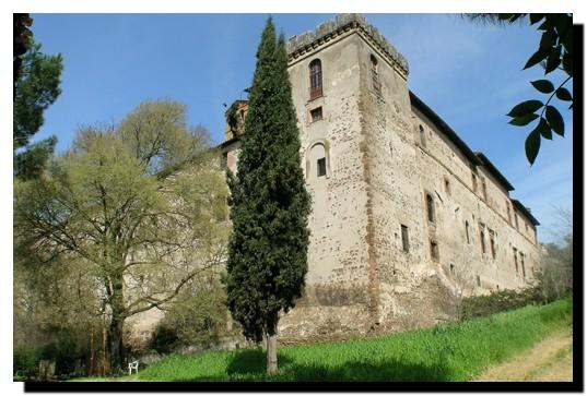 Castello di Lunghezza, un luogo magico