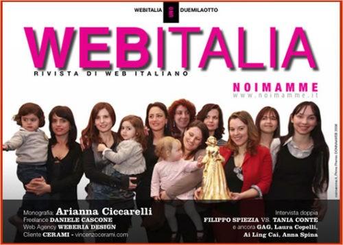 Rivista ufficiale dell'Associazione AssoWebItalia | Noi Mamme