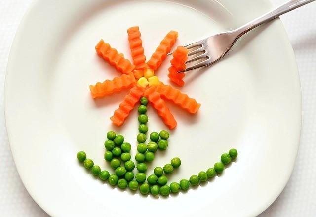 cena dietetica per bambini