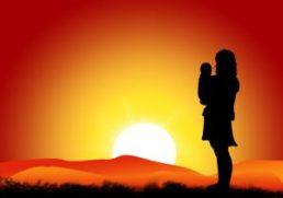 Piccolo sole africano | Noi Mamme