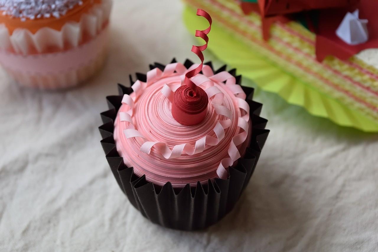 Ricetta Cupcakes con crema al burro (Bimby)