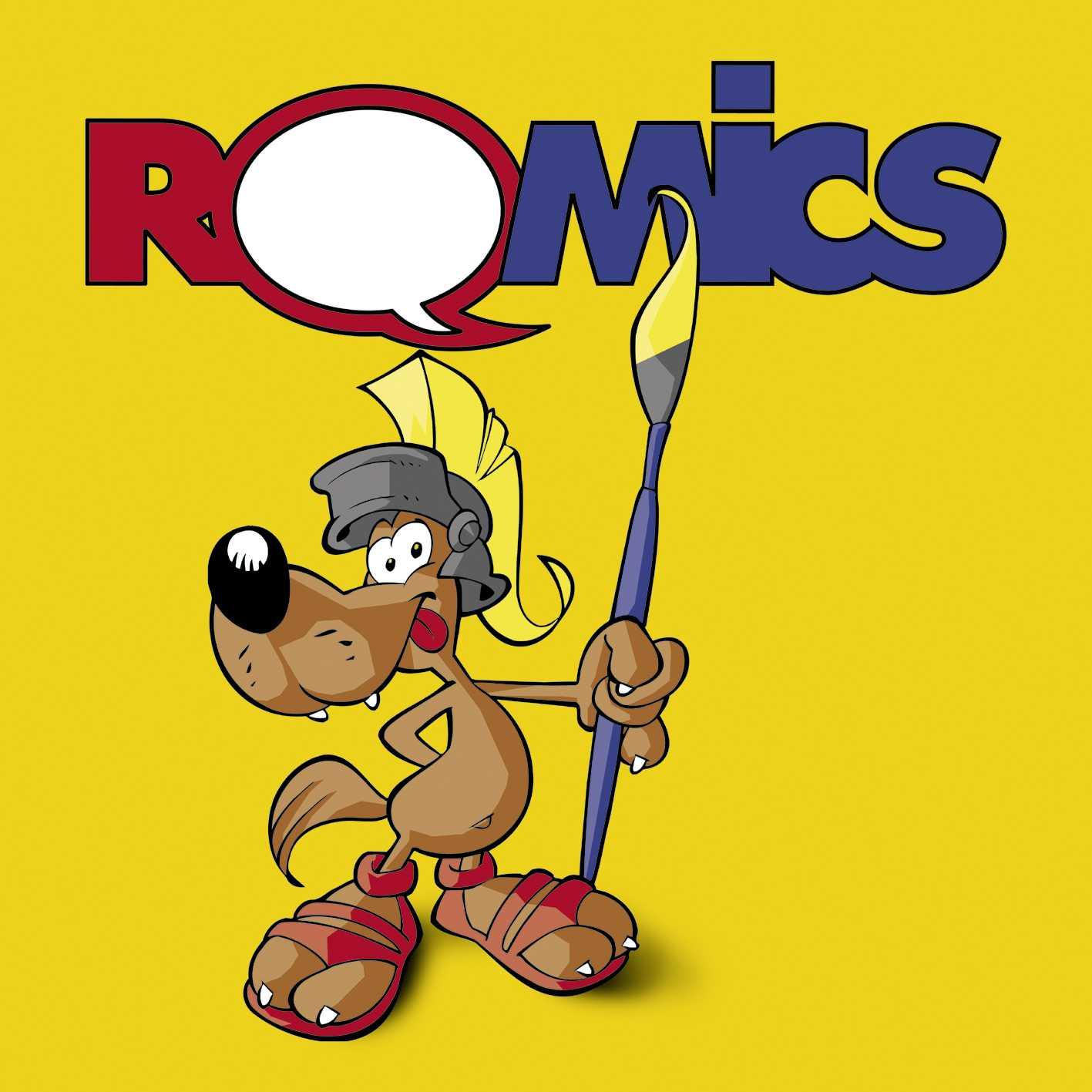 Torna ROMICS: la fiera del fumetto e dell'animazione di Roma.