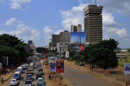 Zambia, capitolo 4: l'arrivo nella Capitale