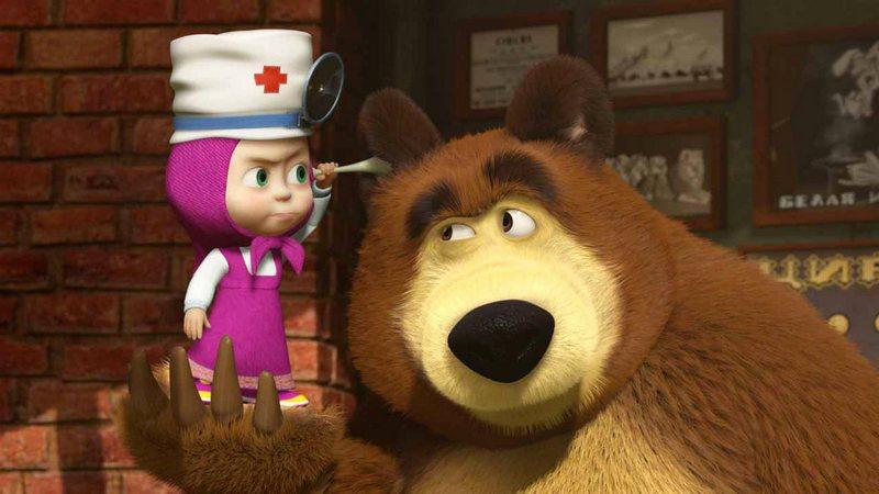 Masha e orso la favola russa noi mamme