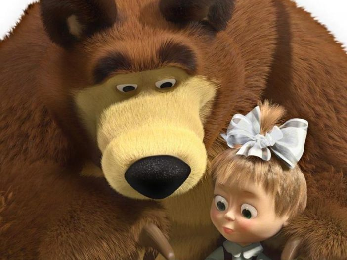 Masha e Orso - la favola Russa | Noi Mamme 7