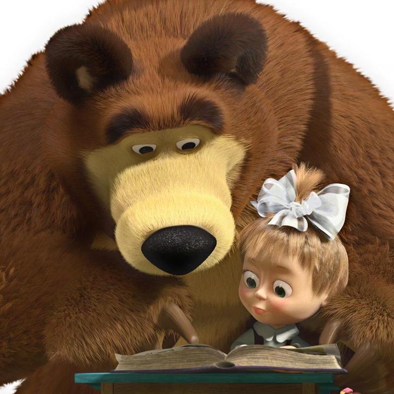Masha e orso il cartone animato made in russia diventa un film di