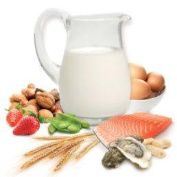 Le allergie e le intolleranze alimentari