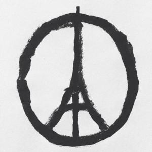 simbolo della pace tour eiffel