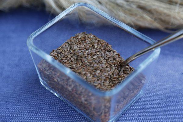 semi di lino detox