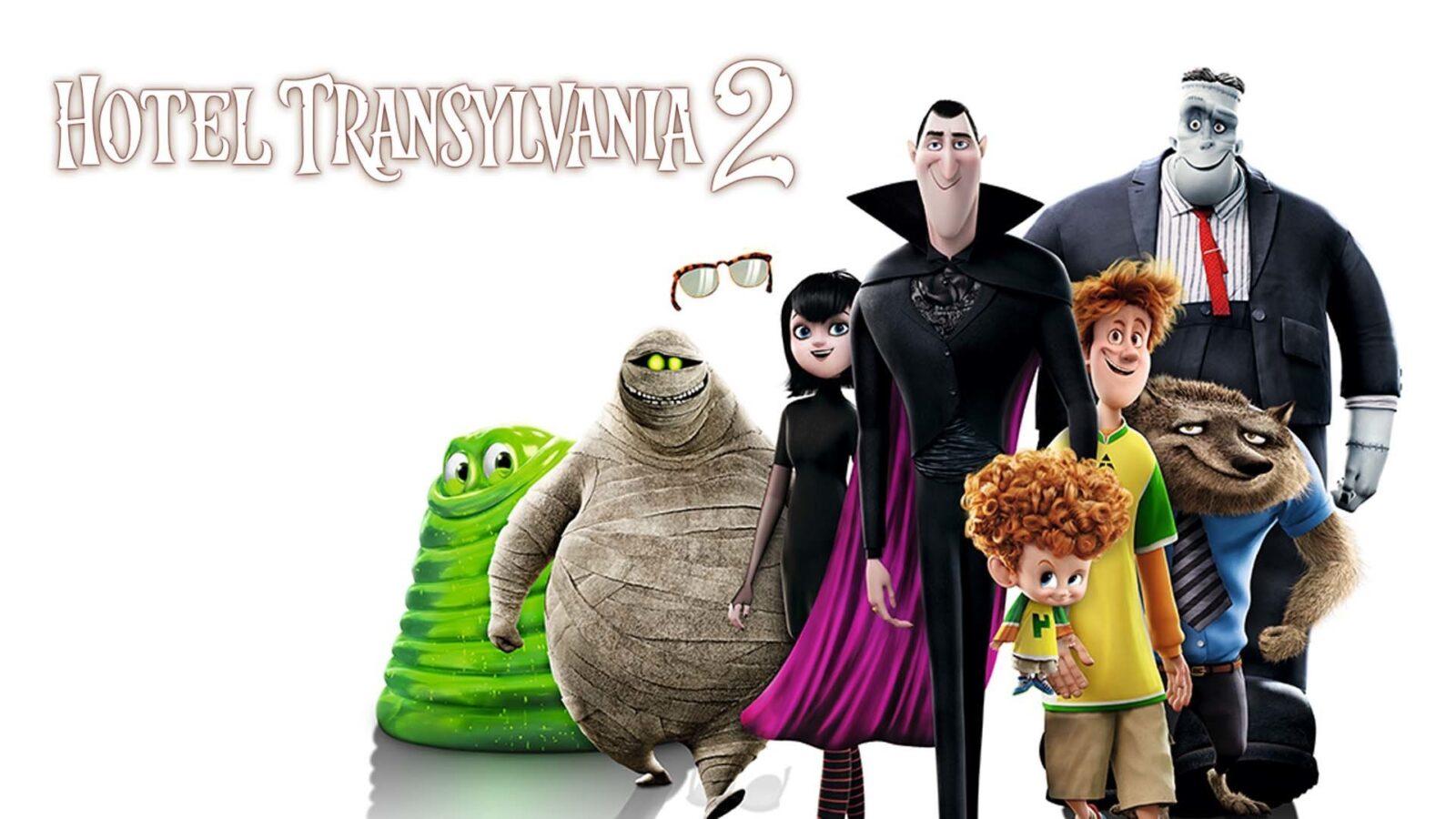 Hotel Transylvania 2 – nuova uscita in DVD