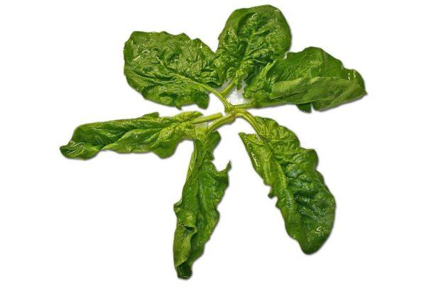 spinaci detox