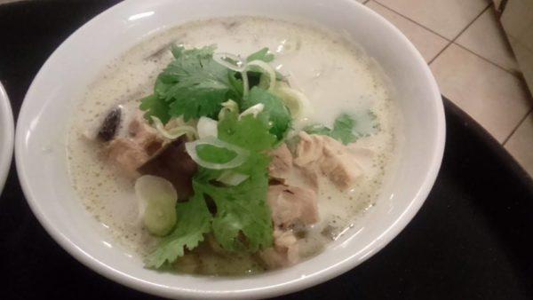Zuppa di pollo Thai   Noi Mamme