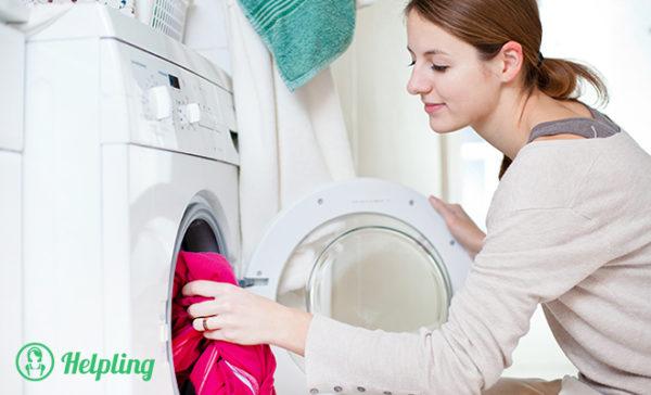 lavare tenda da doccia in lavatrice