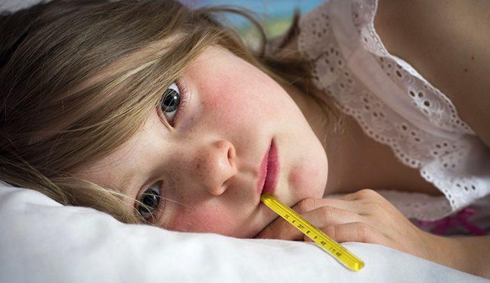 Influenza: impennata pre-natalizia e guastafeste. | Noi Mamme