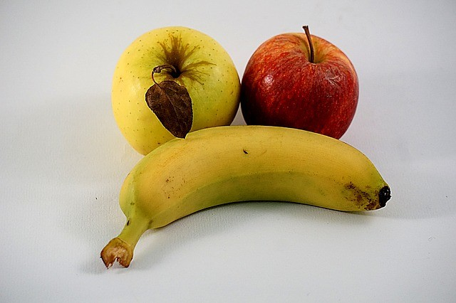 Svezzamento 6 mesi: ricetta Passata di Mela e Banana