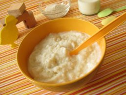 Svezzamento 6 mesi: ricetta Semolino e Pollo preparati con il Bimby | Noi Mamme