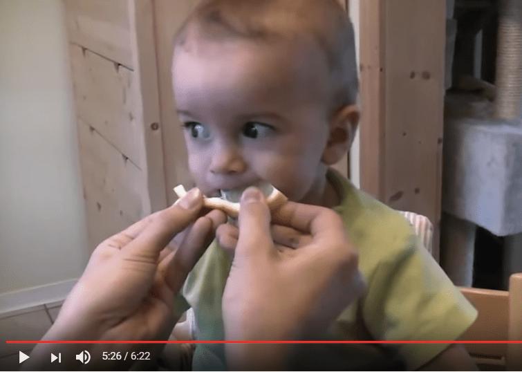 Il baby e il limone: compilation di reazioni divertenti