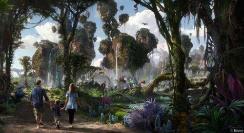 Due nuovi parchi tematici in apertura negli Stati Uniti: Pandora e Star Wars   Noi Mamme 4