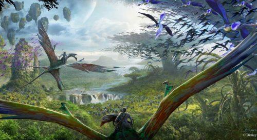 Due nuovi parchi tematici in apertura negli Stati Uniti: Pandora e Star Wars   Noi Mamme 3