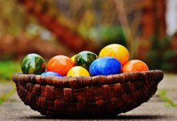 Pasqua: decorazioni e lavoretti pieni di colori e allegria! | Noi Mamme 1