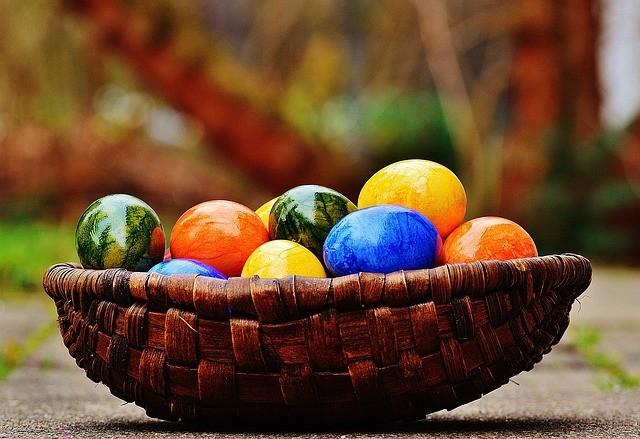 Pasqua: decorazioni e lavoretti pieni di colori e allegria!