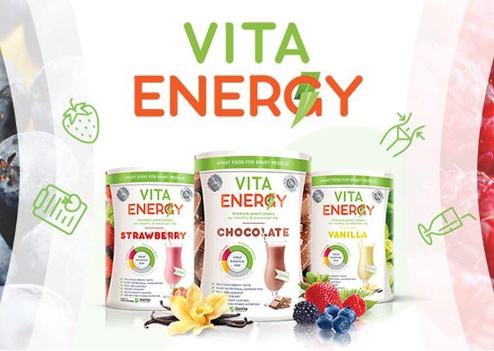 Cocktail proteici: io preferisco Vita Energy! | Noi Mamme