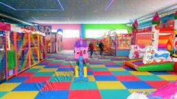 aprire sala feste bambini