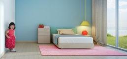 Camerette per bambini, come scegliere colori e rivestimenti | Noi Mamme