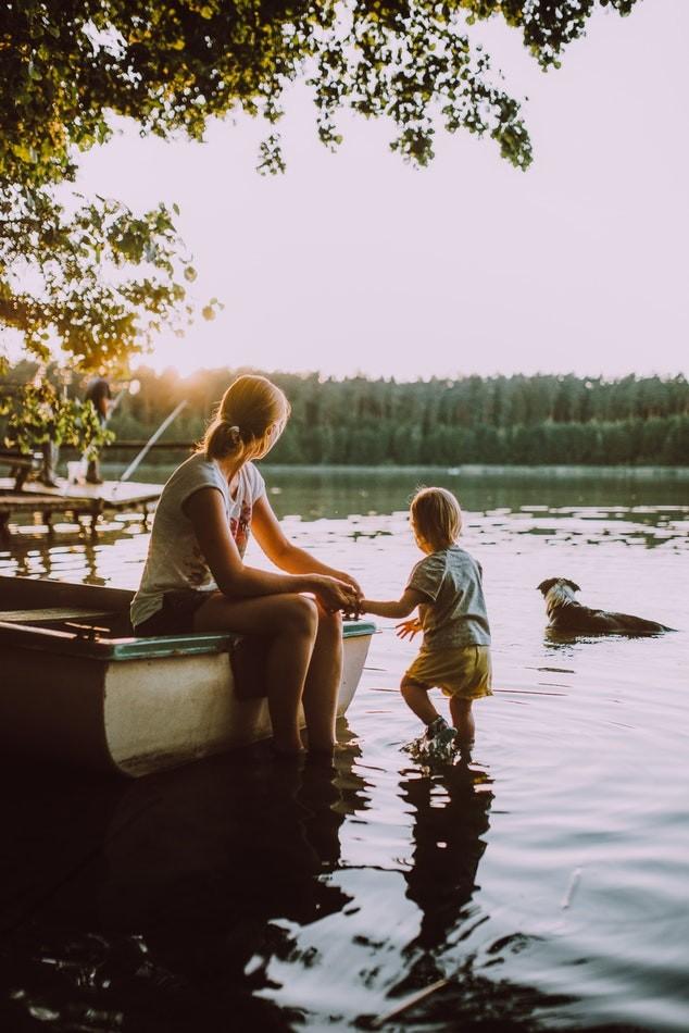 4 consigli per passare più tempo (di qualità) con i propri figli
