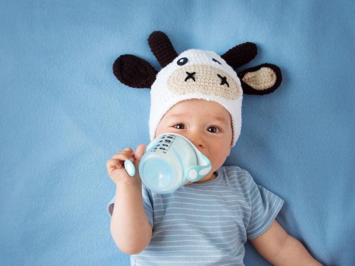 Acqua e lattanti: qual è il momento giusto? | Noi Mamme
