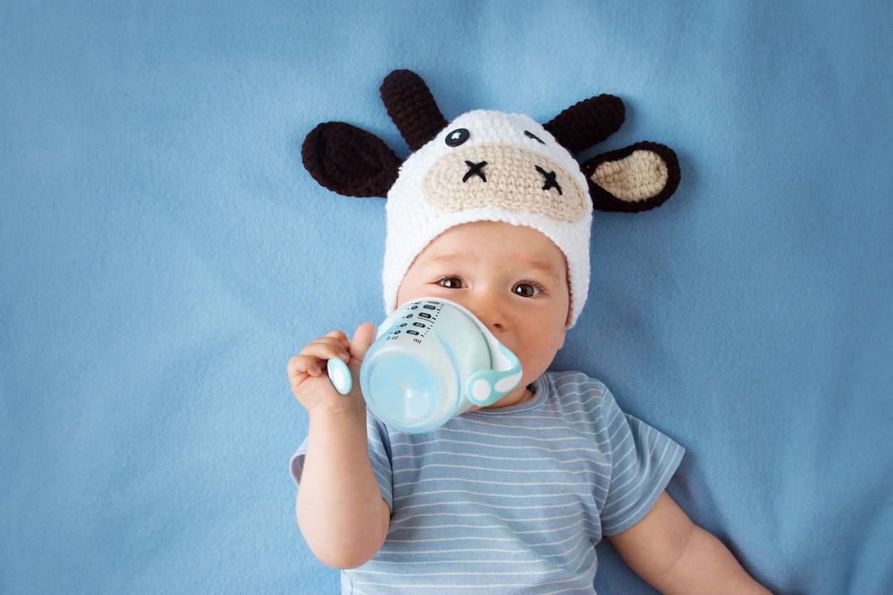 Acqua e lattanti: qual è il momento giusto?