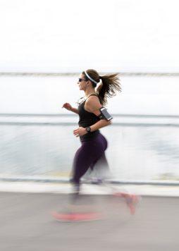 Running per mamme