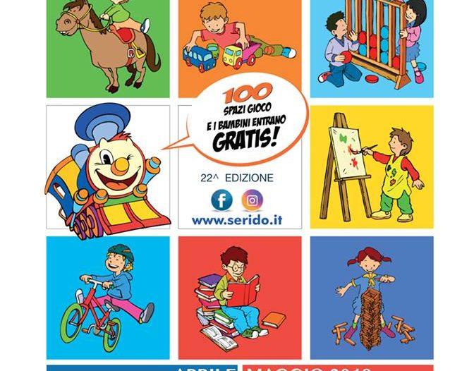 Il 25 aprile inizia la ventiduesima edizione di Seridò, un mondo tutto dedicato ai bambini | Noi Mamme