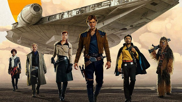 Solo: a Star Wars Story Recensione