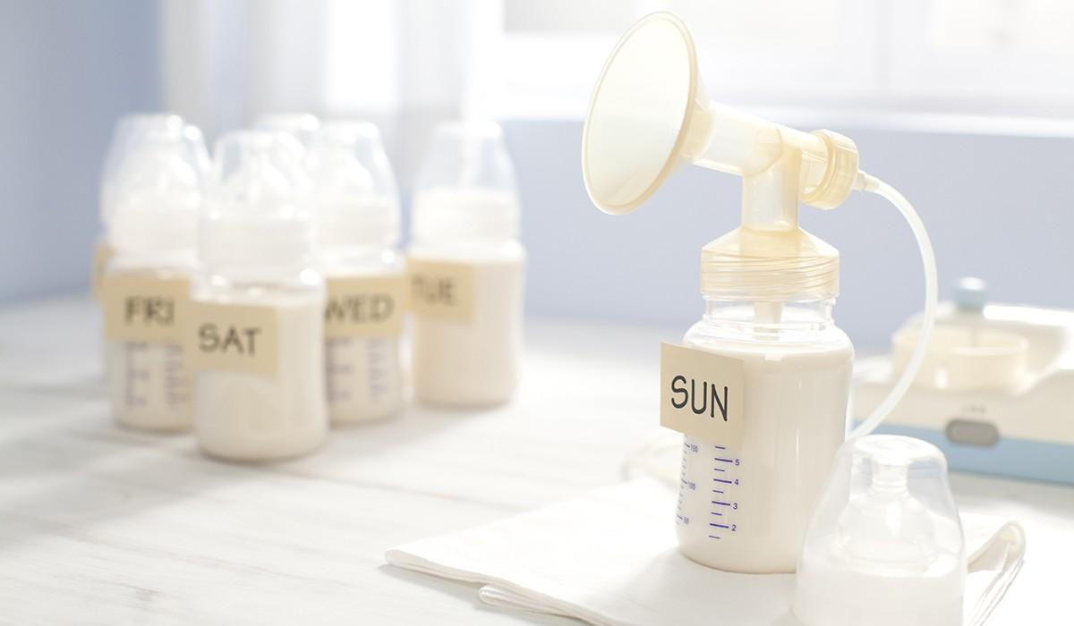 Come si conserva il latte materno: tutto quello che c'è da sapere | Noi Mamme