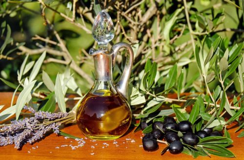 L'olio di oliva nello svezzamento