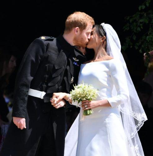 Gli anelli di Harry e Meghan