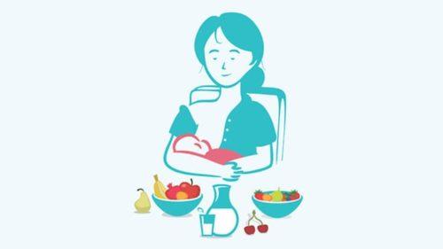 Suggerimenti nutrizionali per l'allattamento al seno per le madri che allattano. Cosa mangiare durante l'allattamento