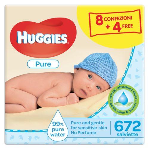 salviette umidificate per neonati