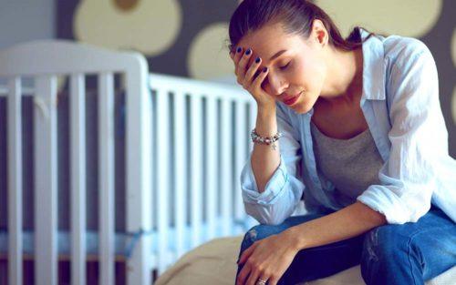 vere cause depressione post partum